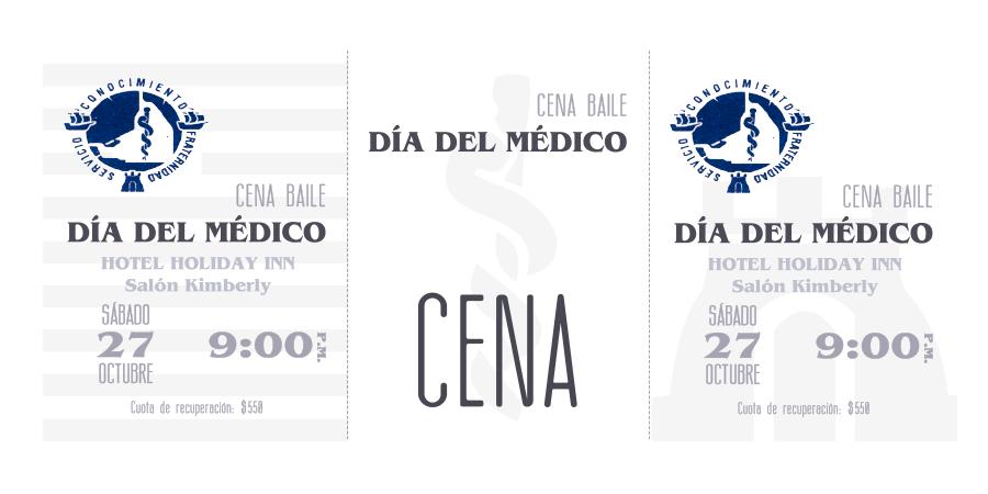 Evento: Día del Médico<br /> Colegio de Médicos del Estado de Campeche