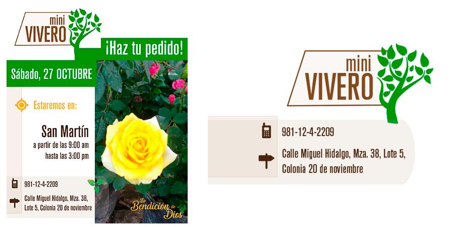 Facebook: Mini Vivero